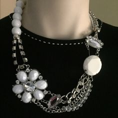 """Women's Beautiful Necklace As Shown Women's Necklace As Shown, New without tag. Can go up to a 7"""" Drop or so. Please SHARE. SHARE, SHARE, the favor will be returned. Please visit my closet for other great buys.  Jewelry Necklaces"""