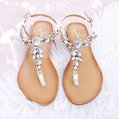 Pretty sandals.