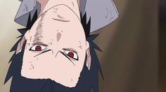awesome moment when the five kage get to see an eye full of Sasuke!