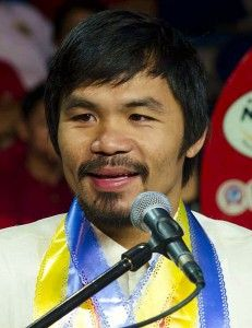 Making progress: Floyd Mayweather Jr. and Manny Pacquiao fight Read more at http://dailytwocents.com/making-progress-floyd-mayweather-jr-manny-pacquiao-fight/#QSo8Blb1bt0tqLI4.99