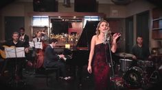 "Habits - Vintage 1930's Jazz Tove Lo Cover ft the lady w/the magical voice, ""Haley Reinhart!"""