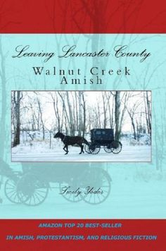 An Autumn Wind in Walnut Creek (Amish Romance, Inspired Novel) (Amish Orchards Book 1)