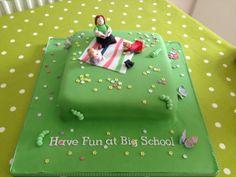 Leaving Nursery cake