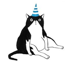 Mr.Cat by Vier Yeh, via Behance