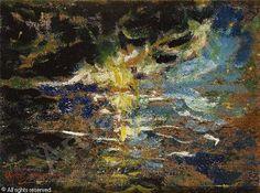 Ernst Josephson - Havsbild