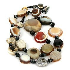 SKJ ancient bead art