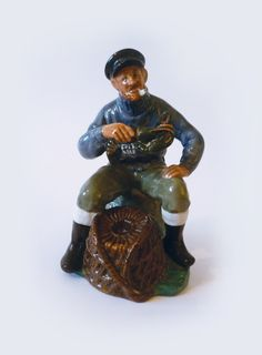 Royal Doulton Character Figurine - The Lobster Man, HN2317.