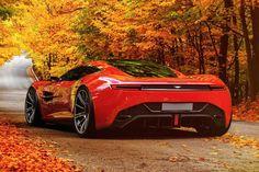 Aston Martin DBC Concept by Samir Sadikhov • Highsnobiety