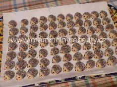 Kokosoví ježci s oříškem – Maminčiny recepty Sweet Tooth, Cereal, Breakfast, Food, Morning Coffee, Eten, Meals, Corn Flakes, Morning Breakfast