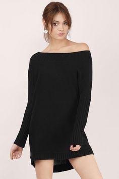 Talhia Tunic Sweater  at Tobi.com #shoptobi