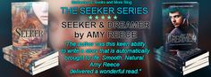 Motherhood, Books, and More Blog: ✰ Book Review ✰ THE SEEKER SERIES by Amy Reece