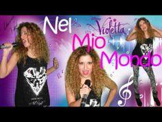 Nel Mio Mondo - Violetta (Cover) by Adriana Vitale