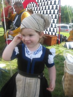 Adorable german garb in a small size - BB