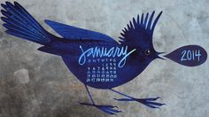 January Desktop Calendar | Flickr - Photo Sharing!