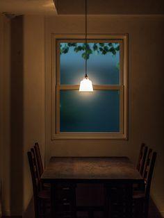 baba(ババ)|ペンダント照明|商品詳細ページ|照明・インテリア雑貨 販売 flame Interior Exterior, Interior Design, Architecture Blueprints, Casa Retro, Through The Window, Cozy Corner, Slow Living, Interior Lighting, Belle Photo