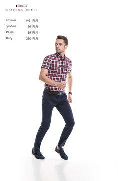 Stylizacja Giacomo Conti:    Koszula Arturo 14/06/11,spodnie Abramo 14/61T, buty SP-104.