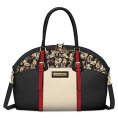 Disney Discovery- Disney Caught In The Moment Mickey Mouse And Minnie Mouse Handbag