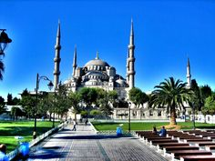 The Blue Mosque♥