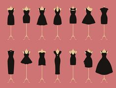 The Princess Photo Diary - Black dress is a must!
