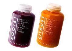 Fenwicks Botanic Lab #bottles #packaging