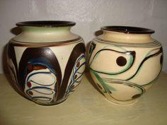 KÄHLER. År ca./year about 1920s and 1950s. Sign: HAK. From www.klitgaarden.net. #Kahler #HAK #keramik #ceramics #pottery #danishdesign #nordicdesign #klitgaarden. SOLGT/SOLD.