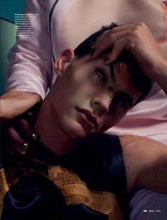 GQ Style UK Spring/Summer 2013 | Givenchy Style
