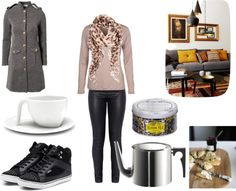 """""""Afternoon tea"""" by malinandersson on Polyvore"""