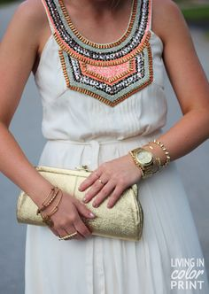 Dress for Summer: Tribal