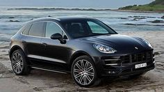 Porsche's Macan Turbo takes design cues from the 911 sports car, the maker says.