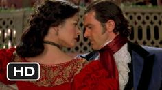 For the Tango The Mask of Zorro (4/8) Movie CLIP - A Very Spirited Dancer (1998) HD