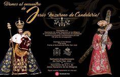 Un histórico encuentro en la #procesiondelcentenario de @cristoreycande  en el @santuariosanjose !