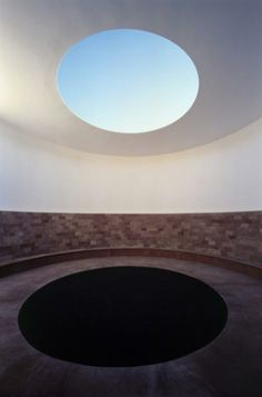 James Turrell, Roden Crater, Crater's eye ©