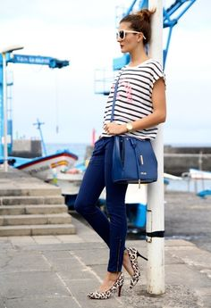 How to Wear Stripes This Spring - Be Modish - Be Modish