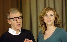 Woody Allen é criticado por classificar Scarlett Johansson como sexualmente radioativa aos 19 anos em autobiografia