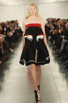 Maison Margiela Artisanal Couture Spring 2015 by designer John Galliano.