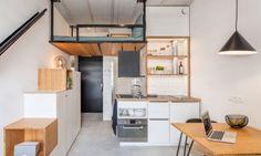 Wat is de overeenkomst tussen een studentenappartement en een Tiny House? Precies, ze zijn beide waarschijnlijk niet heel groot. Daarom verbaast het ons niks ...