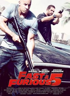 Fast and Furious 5 the original boys!!