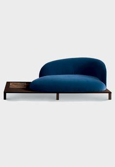 Bonsai Seating by Claesson Koivisto Rune for Arflex Cozy Furniture, Unique Furniture, Contemporary Furniture, Furniture Design, Chaise Sofa, Sofa Chair, Eco Design, Mid Century Modern Decor, Cool Chairs
