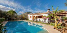 Ferienhaus mit privat Pool bei Pollenca - ideal für Urlaub auf Mallorca.