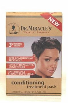 Conditioning Treatment (1.75oz - 3pk)