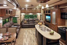 Best RV Camper Interior Remodel Ideas Grand Design Rv Co Rv Business Rv Remodel Interior Decor White House