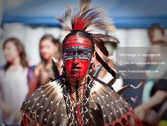 native american war paint - Google Search