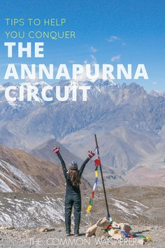 Keen to conquer Nepal's Annapurna Circuit? Ain't no mountain high enough with these tips and hacks!