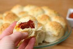 Pizza bites #recipe #pizza recipes