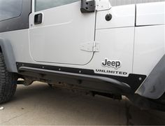 Jeep Wrangler TJ 2003-2006 Inside Door Pull Handle Black