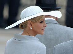 Monaco's Princess Charlene