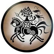 Kuvahaun tulos haulle odin symbol