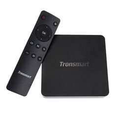 [USD62.12] [EUR58.71] [GBP45.48] Tronsmart Vega S95 Meta Android Lollipop 5.1.1 TV Box, CPU: Amlogic S905 Quad-Core 64-bit ARM Cortex-A53, RAM: 2GB, ROM: 8GB, Support RJ45 / HDMI / Bluetooth / WiFi / SD Card