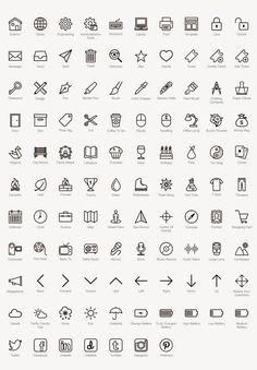 16 Packs D Icones Gratuites Pour Le Mois De Novembre Blog Du Webdesign Icone Gratuit Icones Cv Facilitation Graphique
