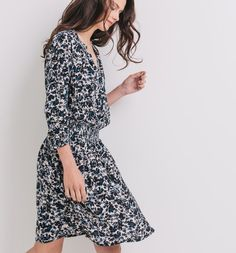 PROMOD_ Patterned dress £ 29.95